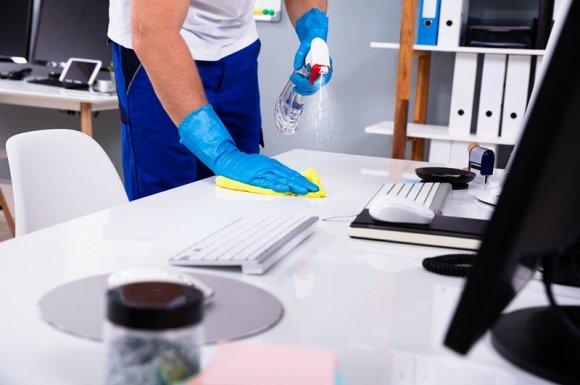 Professionnel pour le nettoyage et l'entretien de bureaux Vienne