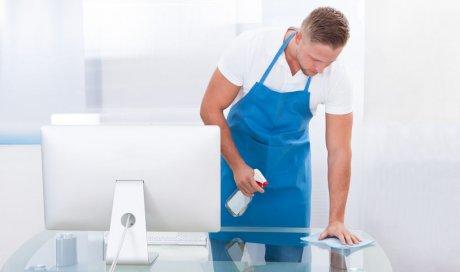 Nettoyage et entretien de cabinet d'ostéopathe à Vienne