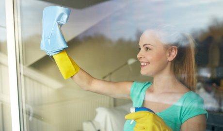 Nettoyage complet de maison avant état des lieux à Sainte-Colombe